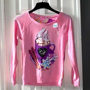 *NWT* Justice Sweater